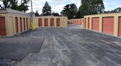 Secure Storage facilities