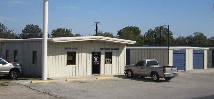 Hondo Attic Self Storage