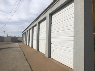 Self Storage in San Angelo, TX