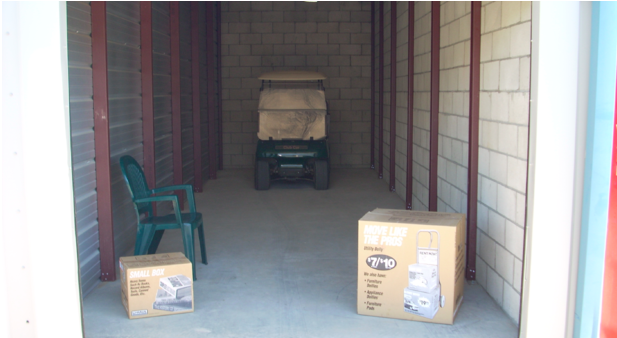 Storage Locker - Victorville