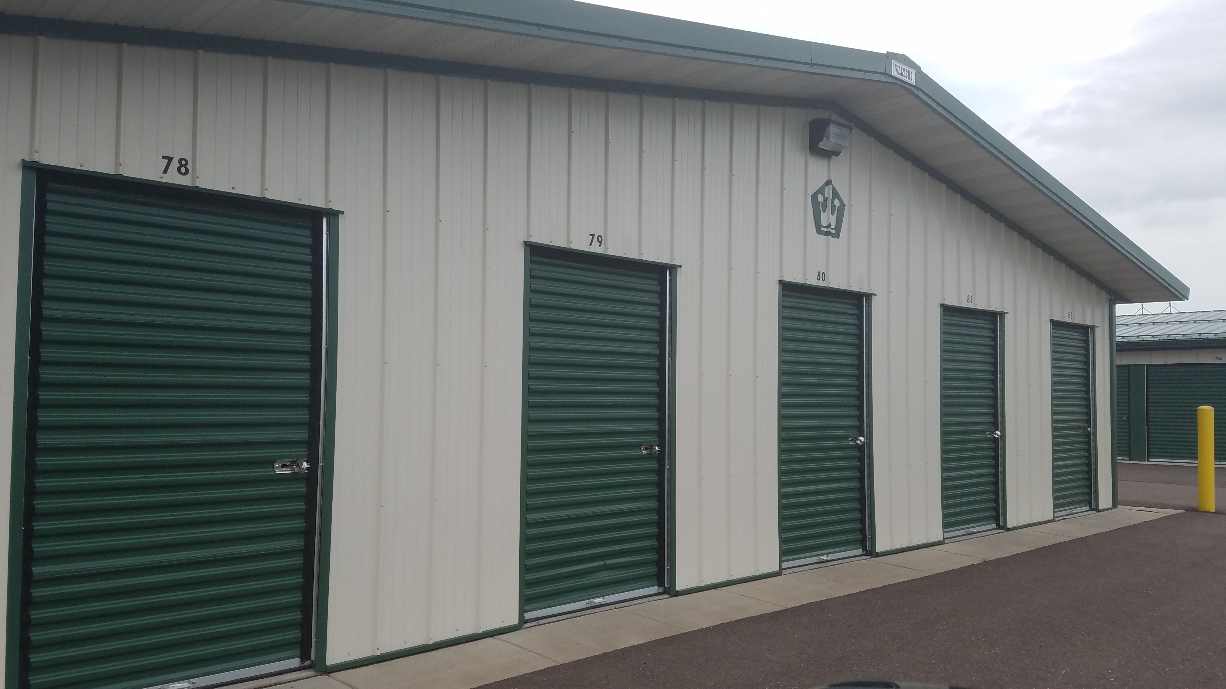 Self Storage units near you