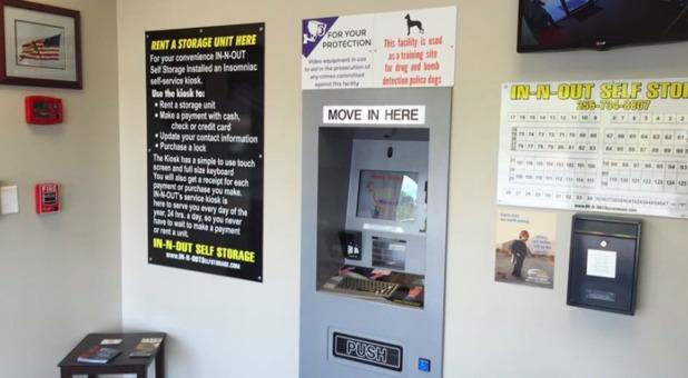 move in kiosk