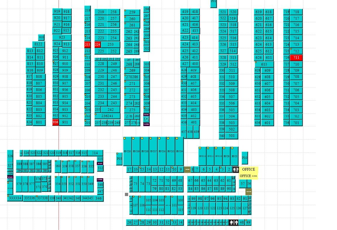 unit map Feb 2021