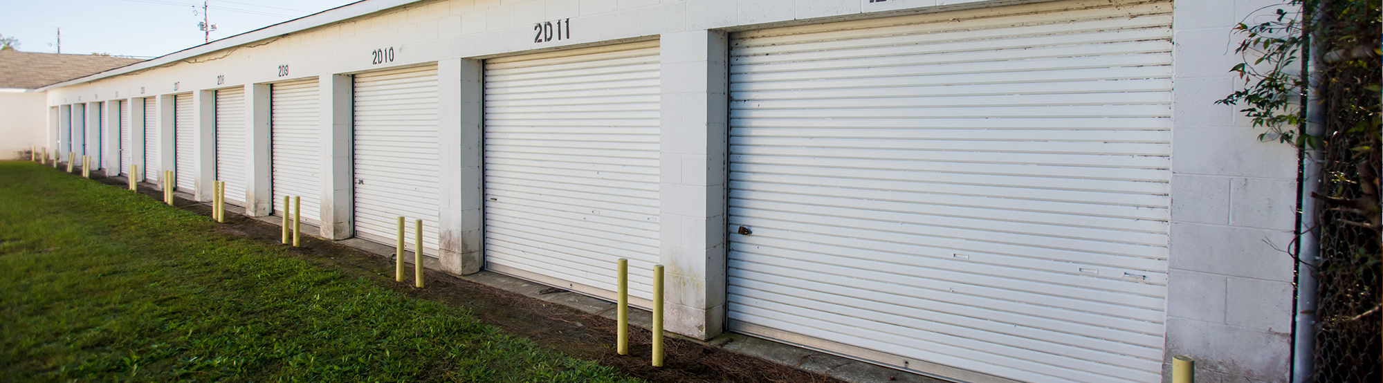 Outdoor Secure Self Storage Hartsville SC