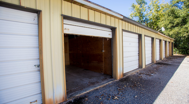 Drive Up Storage Units Hartsville, SC