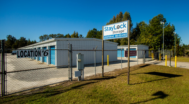 StayLock Storage - Hartsville, SC location #6