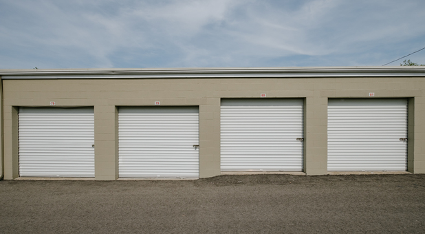 Drive Up Units in Muncie, IN