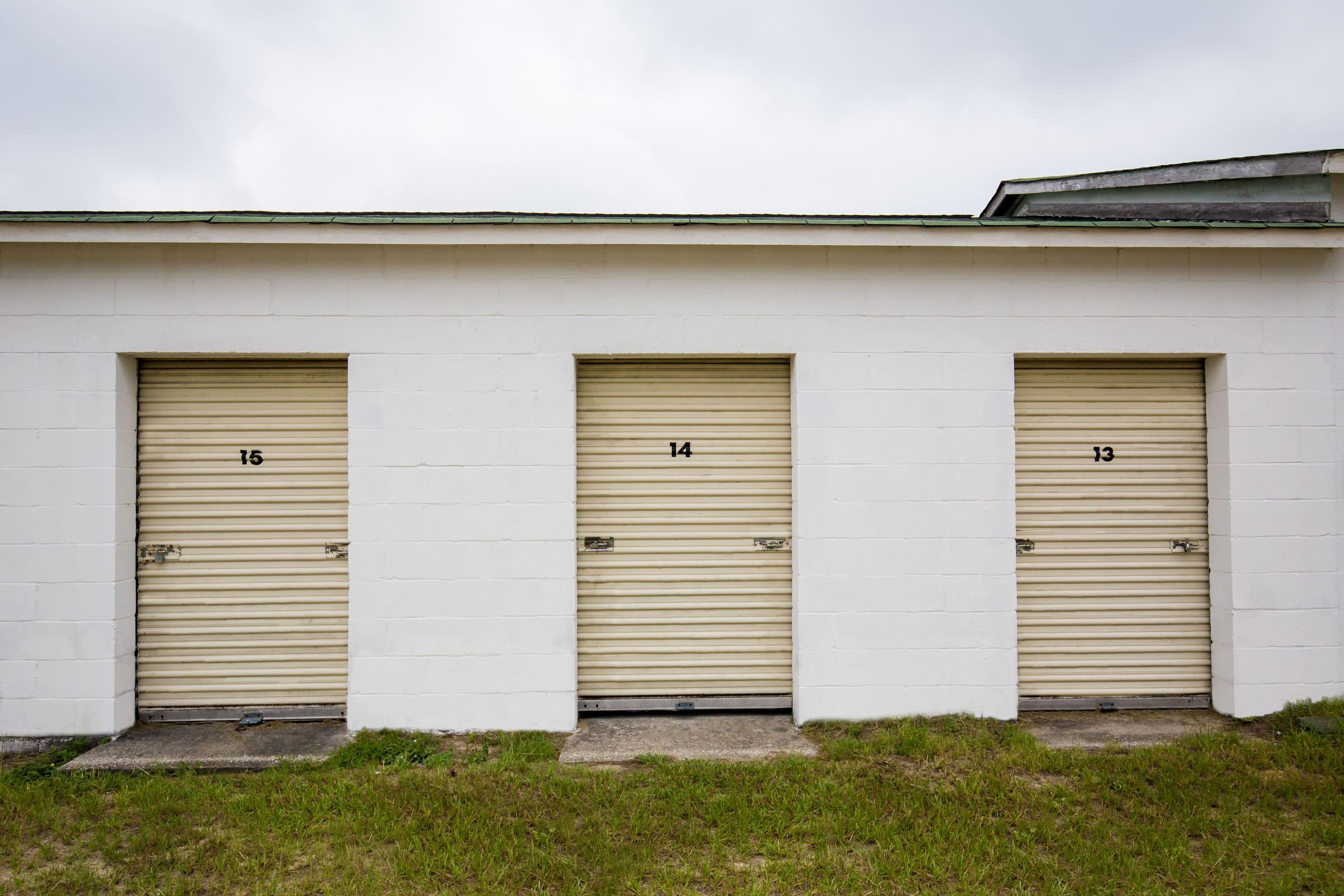Storage Units, Cassat NC