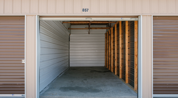 Clean and Spacious Storage Units