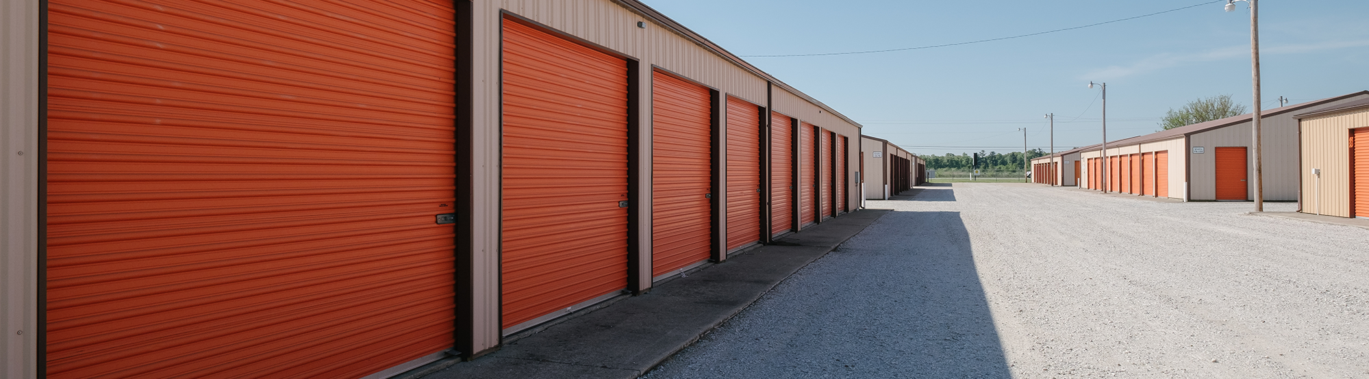 Drive Up Access Self Storage in Demotte, IN