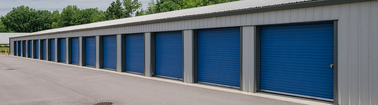 Drive Up Access Self Storage in Bristol Indiana