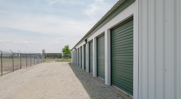 Ground Level Storage