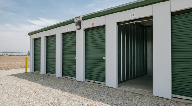 Secure Self Storage in Farmland, IN