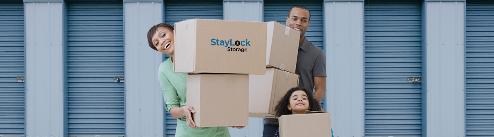 Find a Self Storage Unit Near You