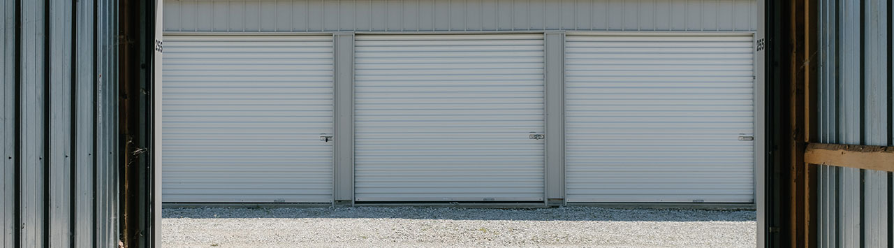 Hebron Self Storage- Out door units