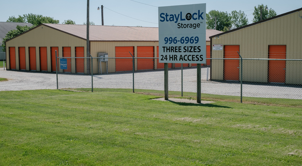 StayLock Storage - Kouts