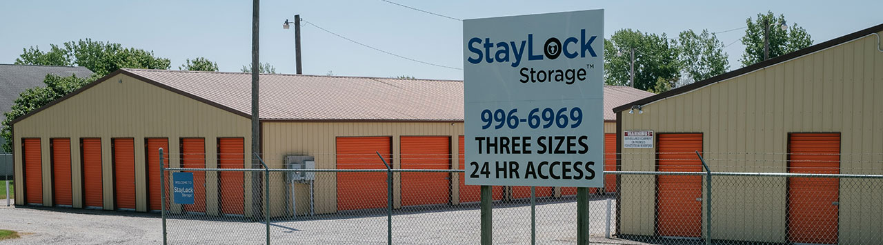 Self Storage StayLock in Kouts Indiana