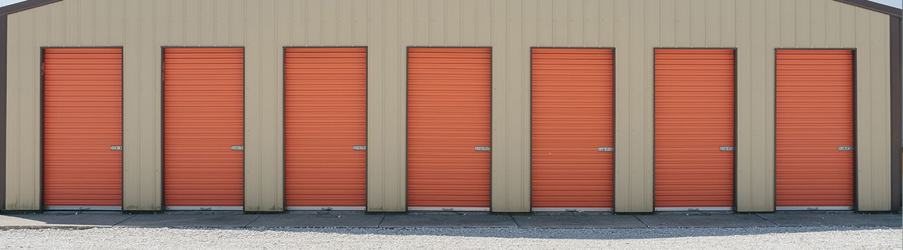 Safe and Secure Self Storage in Hebron Indiana