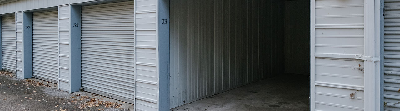 Secure Self Storage Units