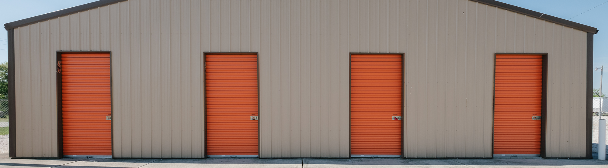 Outdoor Self Storage in DeMotte Indiana