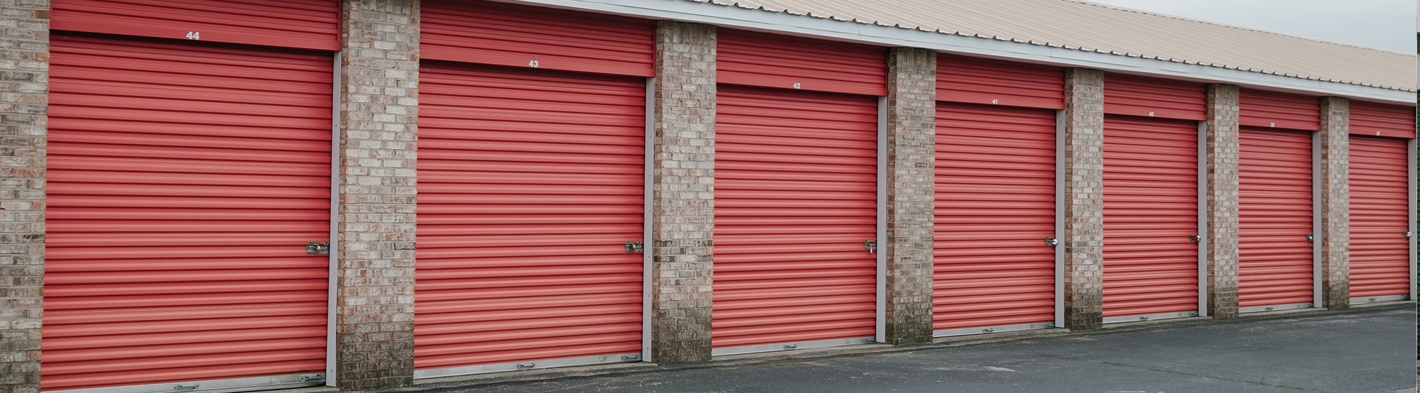 Outdoor Self Storage in Noblesville Indiana