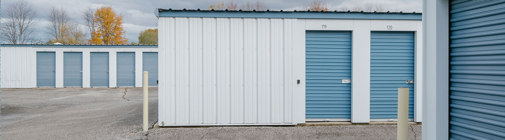 Safe and Secure Outdoor Self Storage