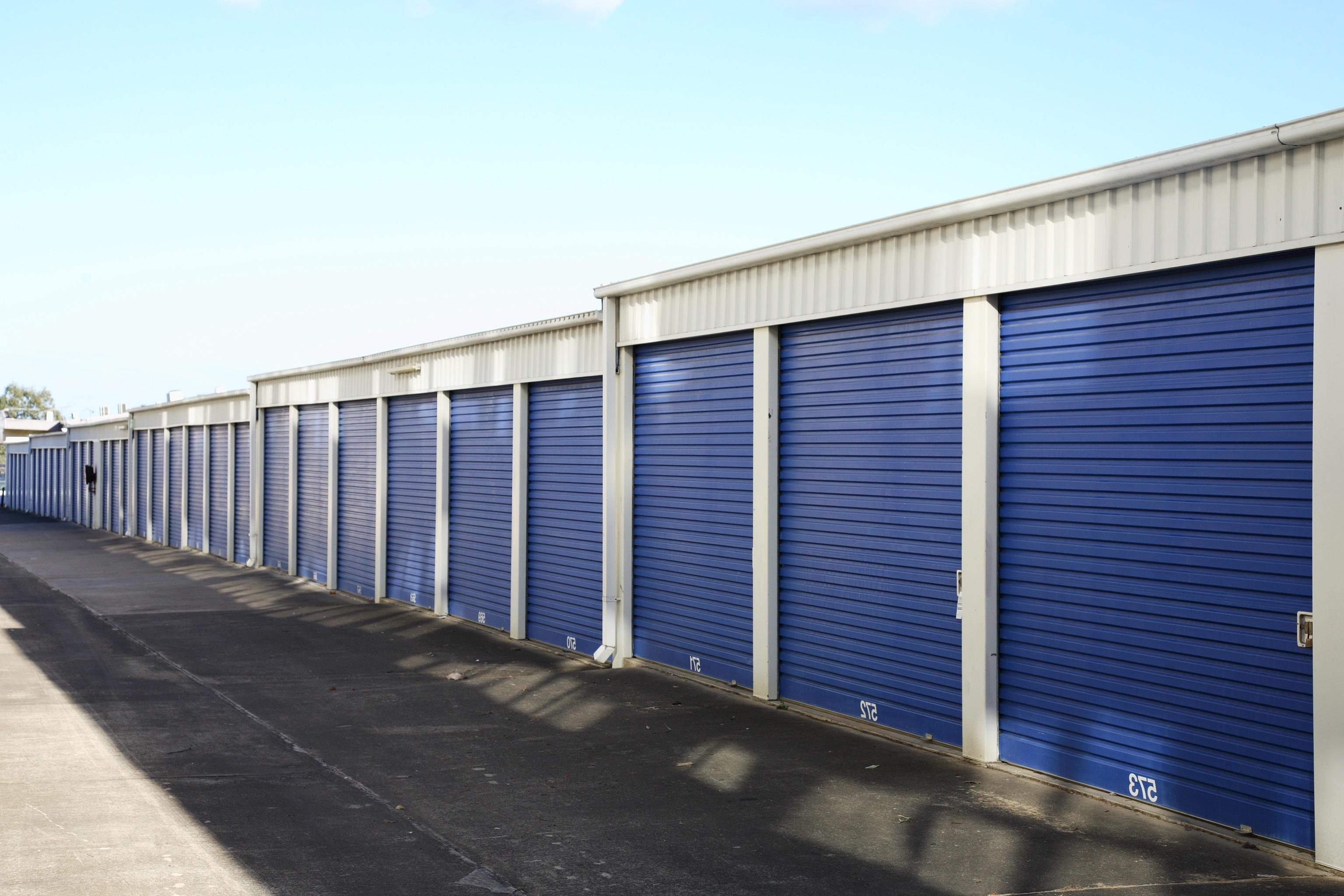 Exterior Storage Facility