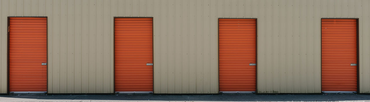 Clean and Secure Storage Units