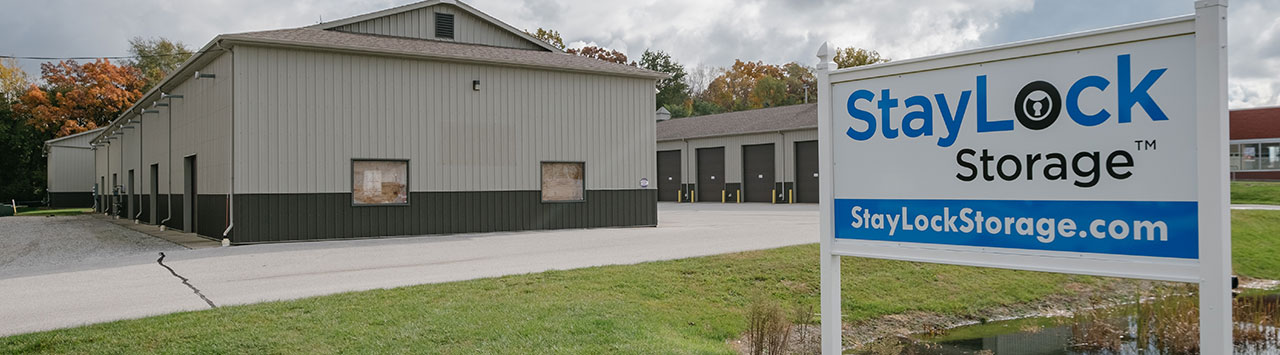 Self storage in Middlebury Indiana