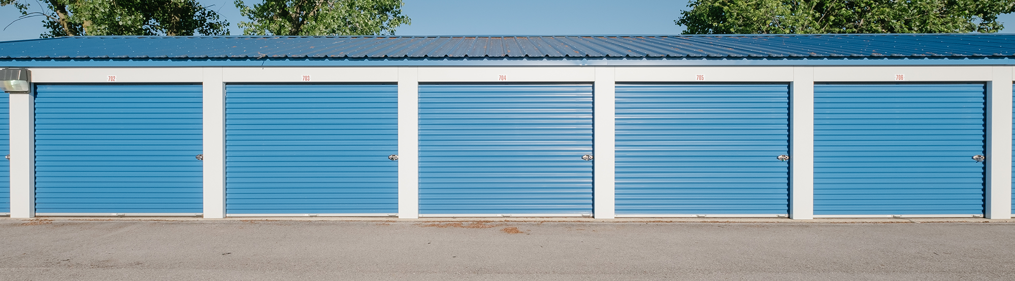 Safe and Secure Outdoor Storage Units