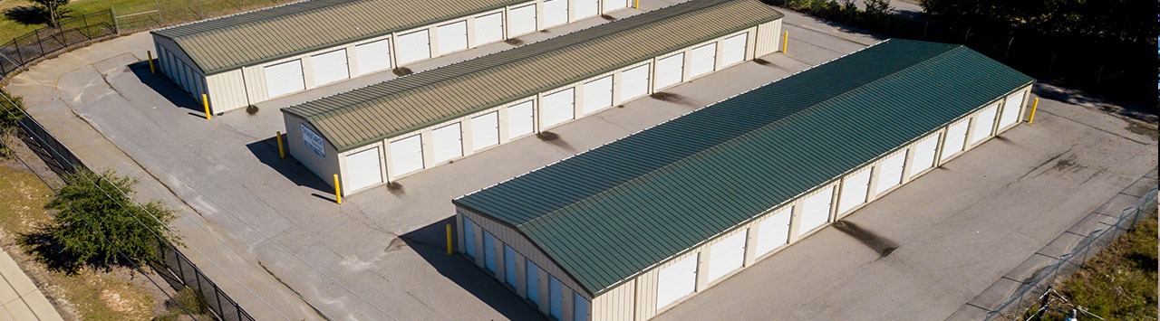 Convenient and Easily Accessible Storage Facility in Camden, SC