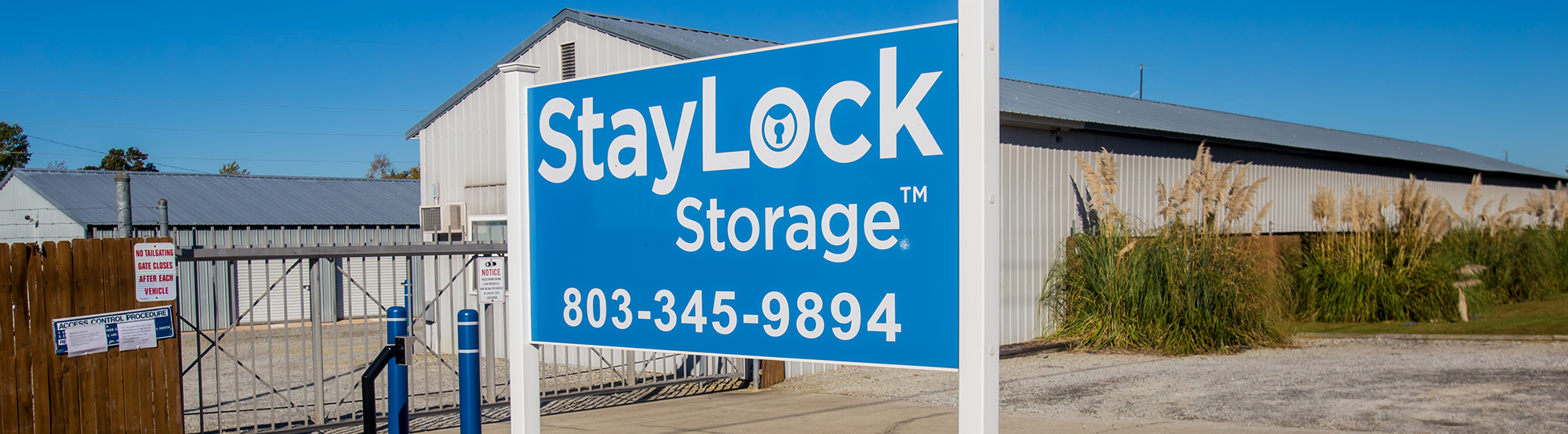 Staylock Self Storage in Chapin SC