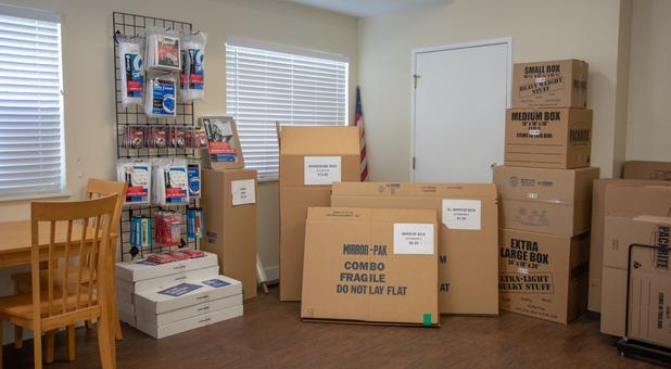 Boxes & Supplies Lakewood, CO