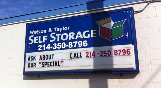 Watson & Taylor Self Storage - Brockbank
