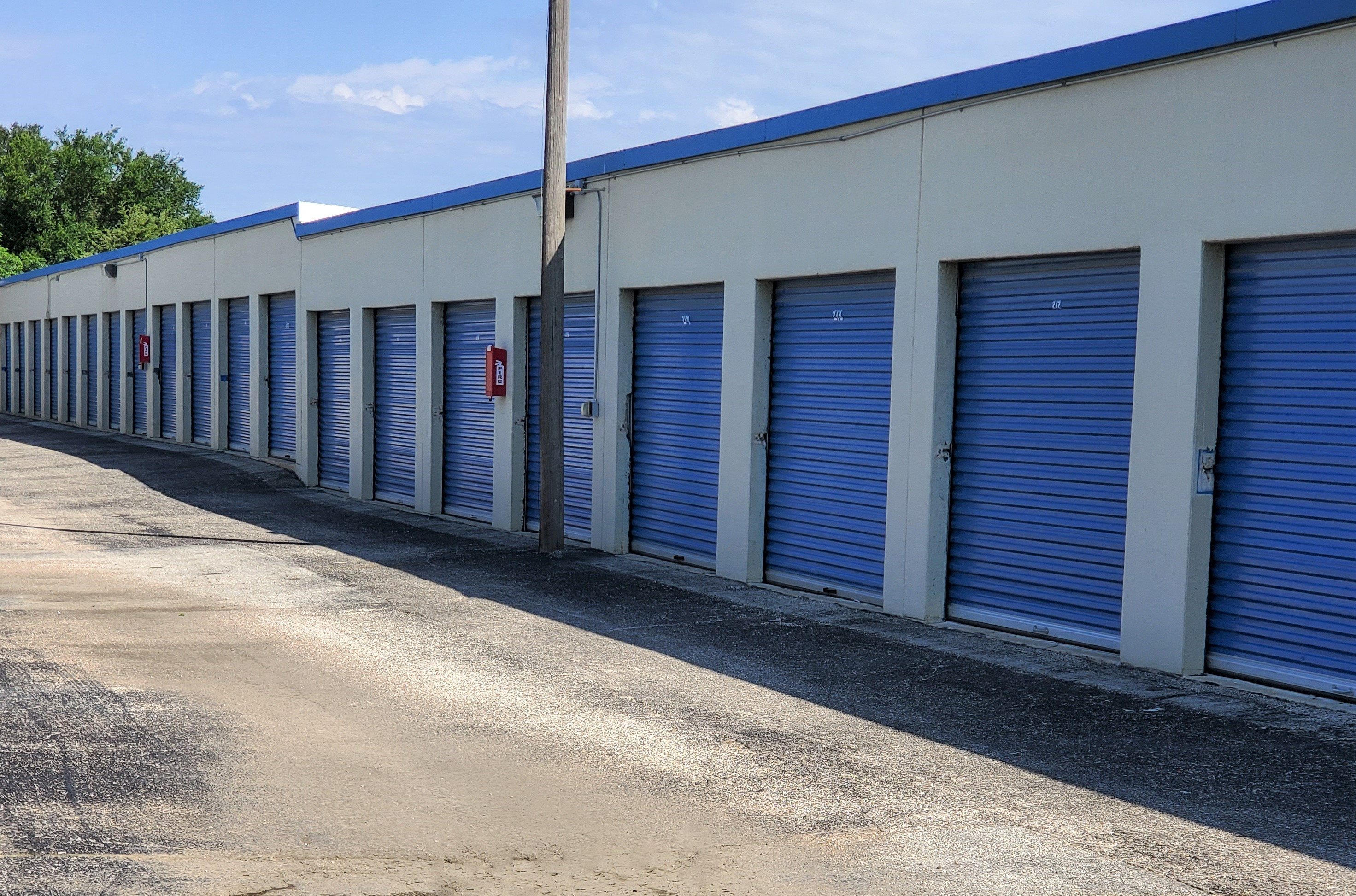 Watson & Taylor Self Storage - East Austin