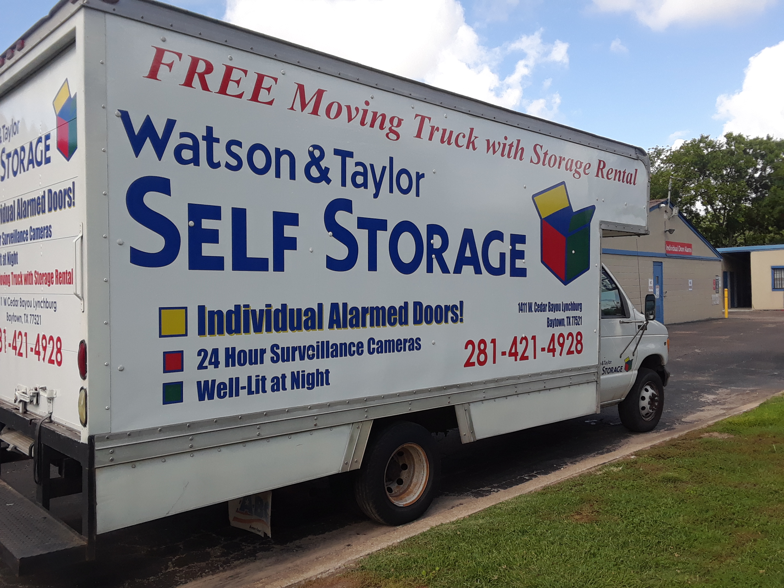 Free Moving Truck