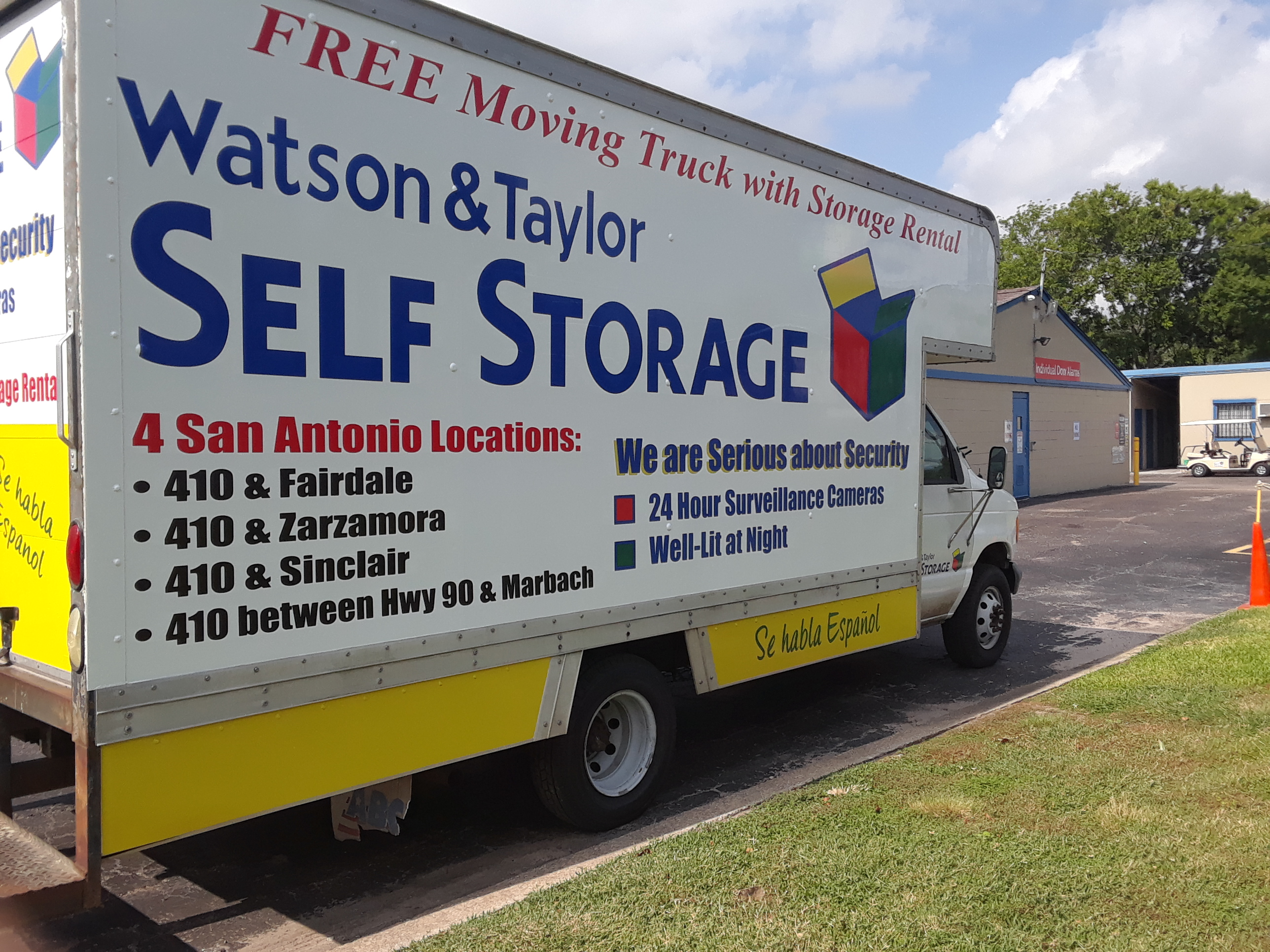 Watson & Taylor Self Storage - Iron Gate