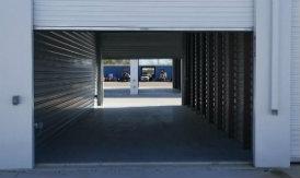 Greenville Self Storage Enclosed Unit