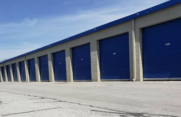 Self Storage in Garland