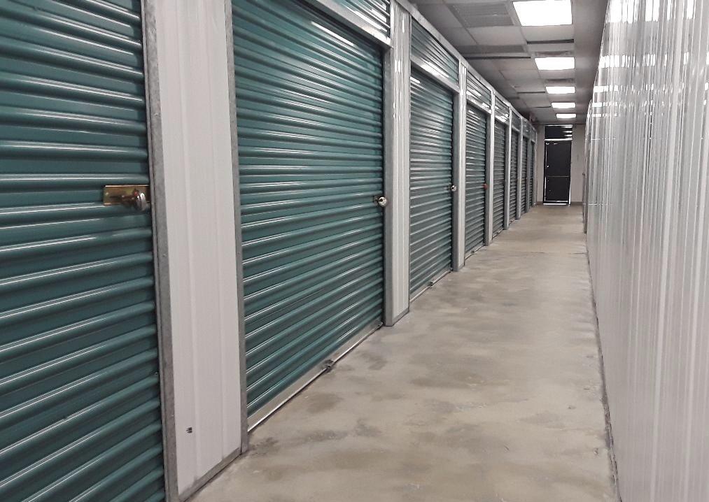 Interior Self Storage in North Austin