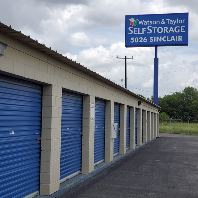 Watson & Taylor Self Storage - Sinclair