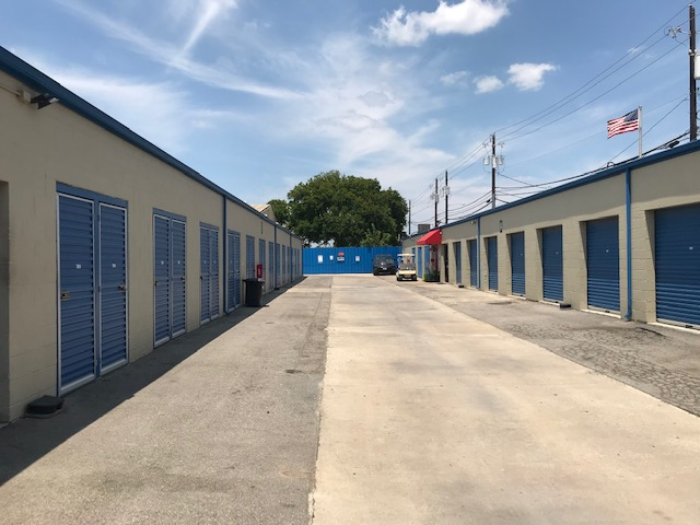 Self Storage in Dallas