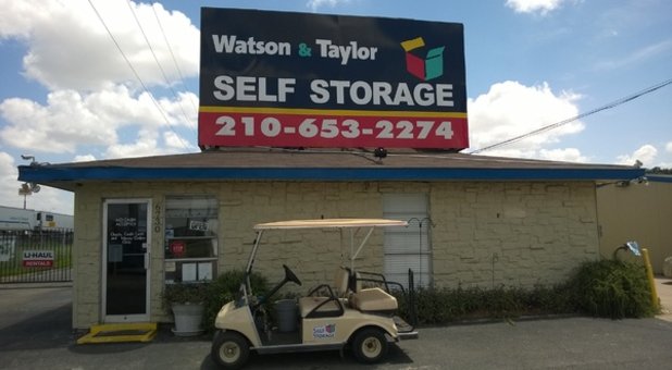 Watson & Taylor Self Storage - Fairdale