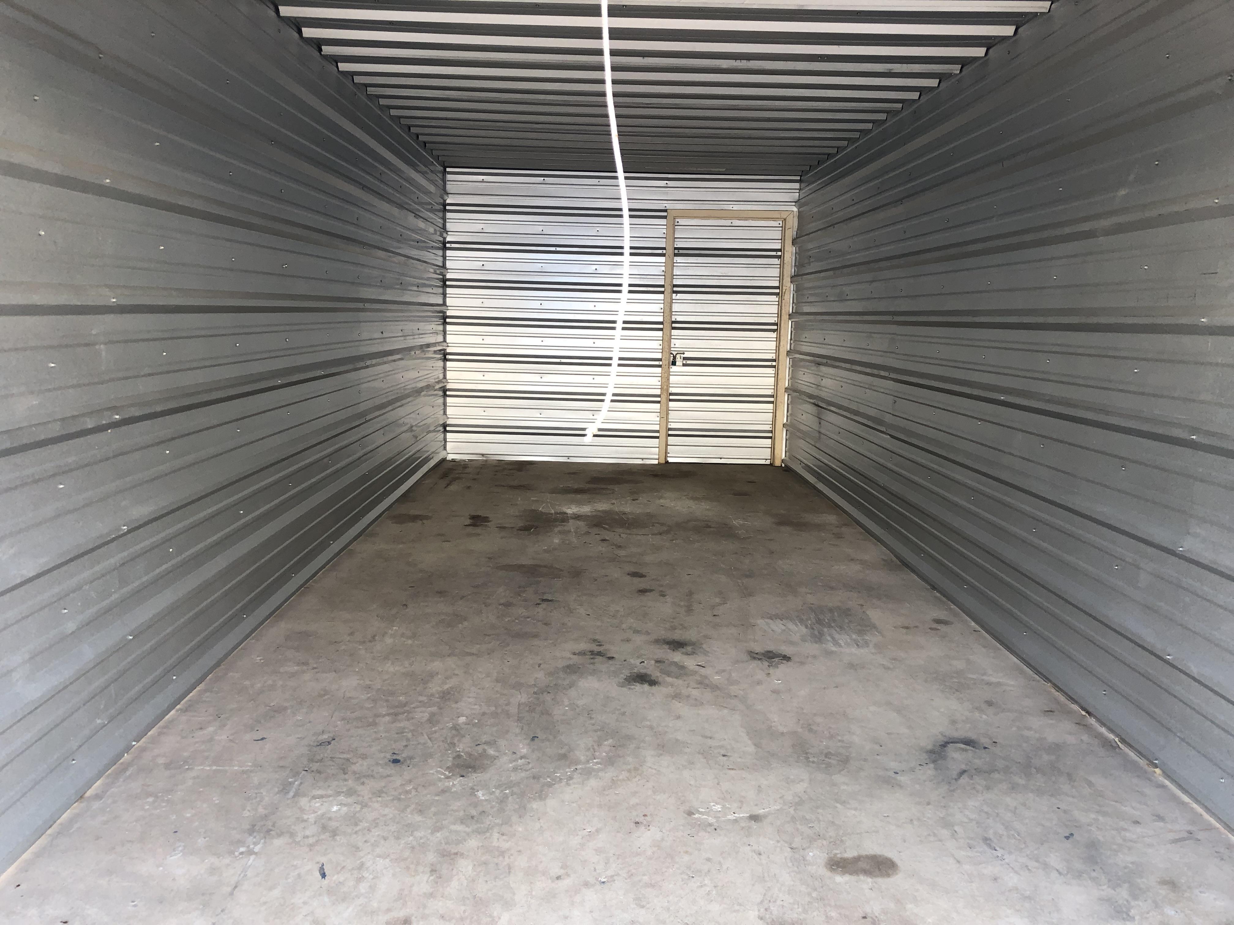 Enclosed Unit