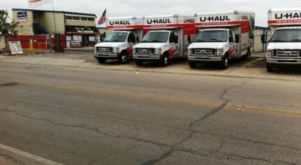 Truck Rental Self Storage