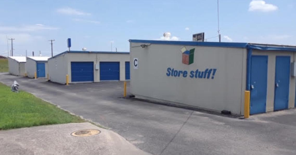 Storage in Sinclair
