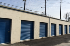 Self Storage Units Outside