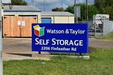 Watson and Taylor Self Storage