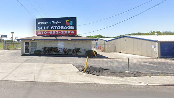 Watson & Taylor Self Storage - Fairdale - Judivan Storefront