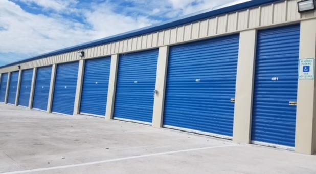 Outdoor Storage Units near San Antonio